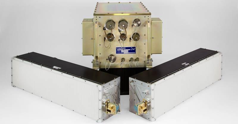 Due-Regard-Radar-assembly